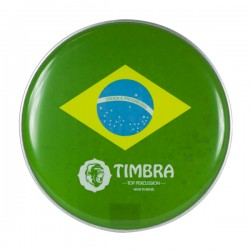"""10"""" BRASIL FLAG HEAD P3..."""