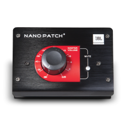 JBL PRE-AMPLIFICADOR NANO PATCH PLUS