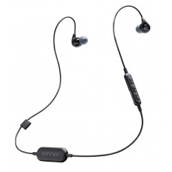 SHURE AURICULAR EARPHONE SE112-K-BT1