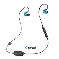 AURICULAR EARPHONE SE215-K-BT1