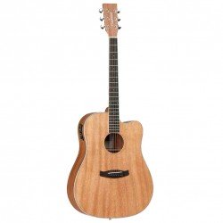 GUITARRA ACUSTICA TANGLEWOOD UNION SERIES TWUDCE DREADNOUGHT CUTAWAY