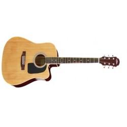 Guitarra Acustica Aria ADW01CEN Western Cutaway