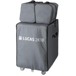 HK AUDIO LUCAS 2K18 ROLLER BAG