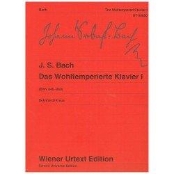 Bach, J.S. El Clave Bien Temperado Vol.1