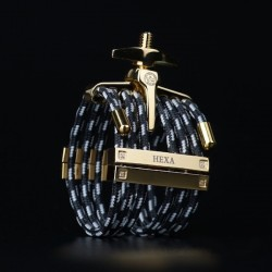 ABRAZADERA SILVERSTEIN CLARINETE SMALL HEXA GOLD