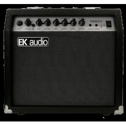 AMPLIFICADOR DE GUITARRA EK audio PAN15
