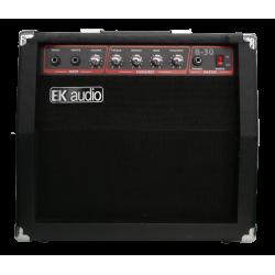 AMPLIFICADOR DE BAJO EK audio B30