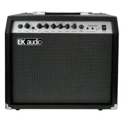 "AMPLIFICADOR DE GUITARRA ""EK audio"" PAN30"