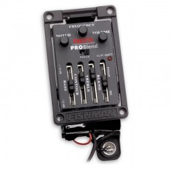 PREAMPLIFICADOR FISHMAN ON BOARD Pro BLEND Formato Estrecho