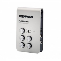 PREAMPLIFICADOR FISHMAN ANALoGICO PLATINUM Stage EQ DI