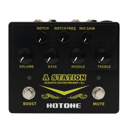 HOTONE A STATION BLACK EDITION