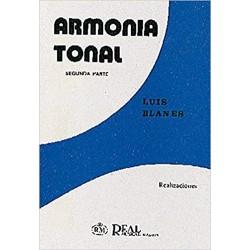 Blanes. Armonía Tonal 2ª...