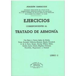 Zamacois. Ejercicios Correspondientes al Tratado de Armonía Vol.2