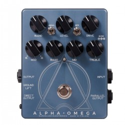DARKGLASS ALPHA-OMEGA PREAMP/DIST