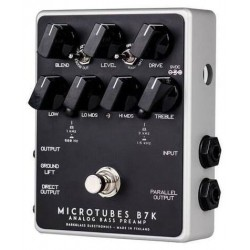 DARKGLASS MICROTUBES B7K V2 ANALOG PREAMP/OVERDRIVE