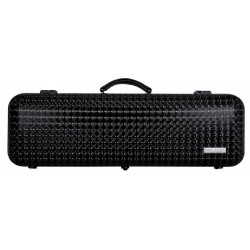 Estuche violín Air Diamond Negro/negro