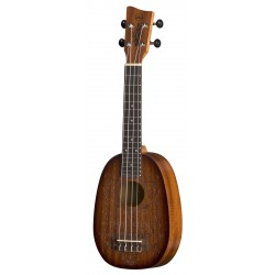 Pineapple Ukulele Manoa Kaleo K-PA-WHISKY Soprano