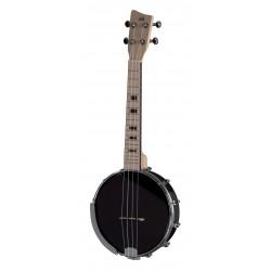 Banjo Ukulele Manoa B-CO-A Banjo-Ukelele Concierto