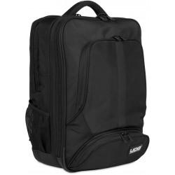 ultimate backpack slim black orange inside