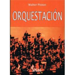 Piston, Walter. Orquestación
