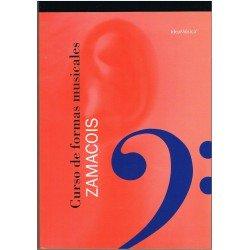 Zamacois, Joaquín. Curso de Formas Musicales