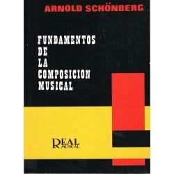 Schoenberg, Arnold. Fundamentos de la Composición Musical