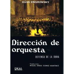 Swarowsky. Dirección de Orquesta. Defensa de la Obra