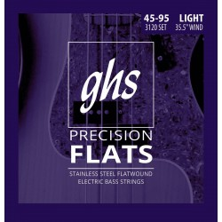 GHS JUEGO BAJO PRECISSION FLATS MEDIUM LIGHT 45 95