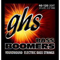 GHS JUEGO BAJO BOOMERS LIGHT 5 ST 40 120