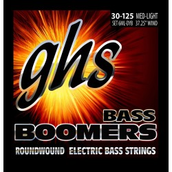 GHS JUEGO BAJO BOOMERS MEDIUM LIGHT 6 ST 30 126