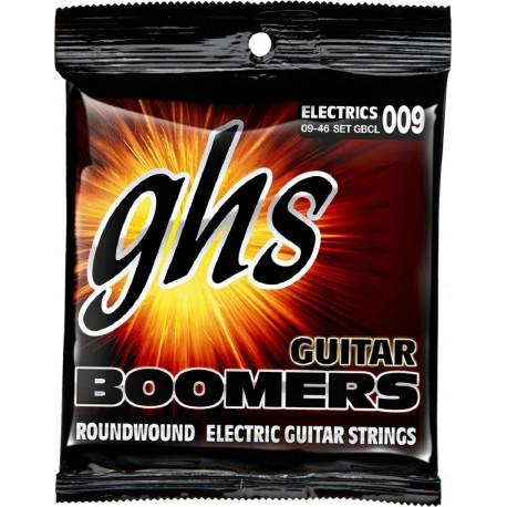 GHS JUEGO ELeCTRICA BOOMERS NICKEL CUSTOM LIGHT 9 46