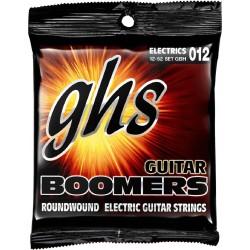 GHS JUEGO ELÉCTRICA BOOMERS® NICKEL HEAVY 12-52 (GHS)