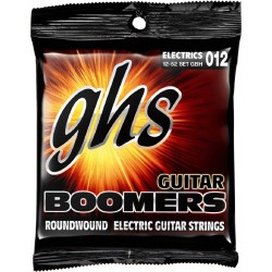 GHS JUEGO ELeCTRICA BOOMERS NICKEL HEAVY 12 52