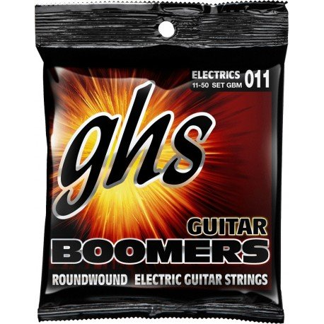 GHS JUEGO ELeCTRICA BOOMERS NICKEL MEDIUM 11 50