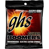 GHS JUEGO ELeCTRICA BOOMERS NICKEL EXTRA LIGHT 9 42