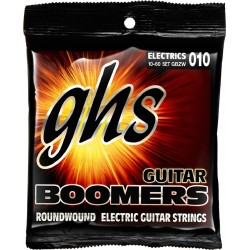 GHS JUEGO ELÉCTRICA BOOMERS® NICKEL HEAVY WEIGHT 10-60 (GHS)