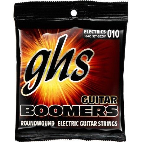 GHS JUEGO ELeCTRICA BOOMERS NICKEL HEAVY WEIGHT 10 60