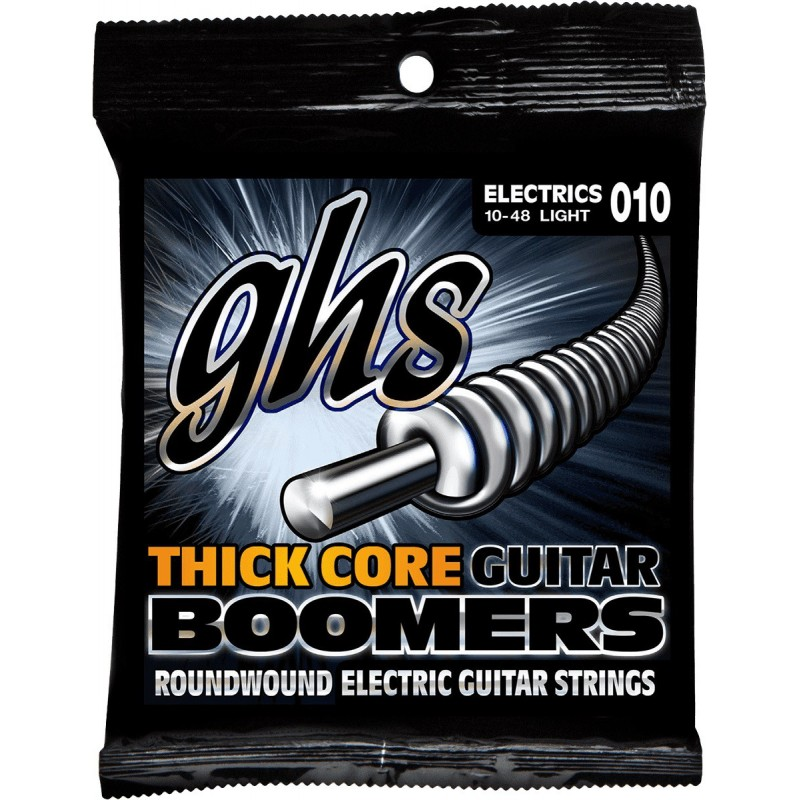 GHS JUEGO ELeCTRICA THICK CORE BOOMERS LIGHT 10 48