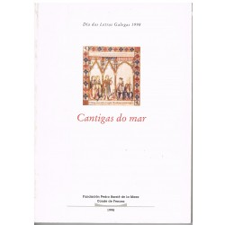 Varios. Cantigas Do Mar