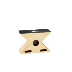 vr xcaj so hybrid slap top cajon