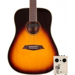 SIRE GUITARS R3 (DZ) DREADNOUGHT ZEBRA 7 VS VINTAGE SUNBURST
