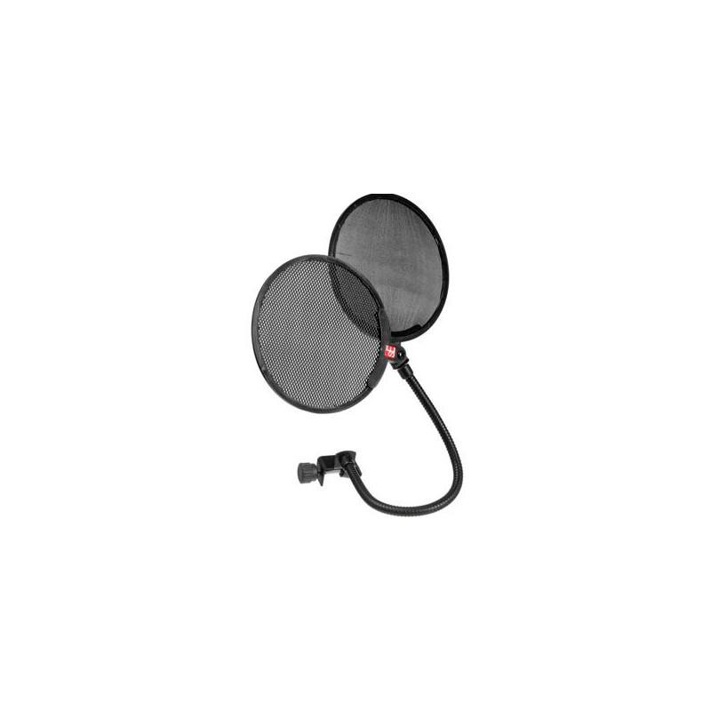 dual pop filter