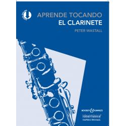 APRENDE TOCANDO CLARINETE (Nueva Edición)