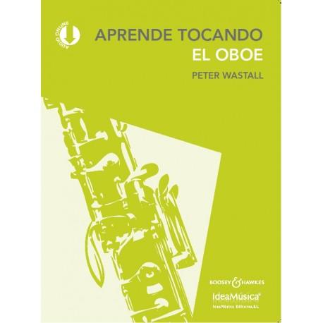 APRENDE TOCANDO OBOE (Nueva Edición)