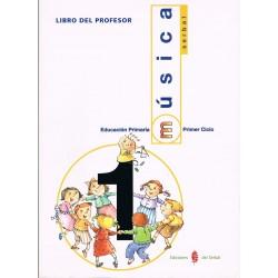 Varios. Música. Primer Ciclo Primaria Libro Profesor +CD