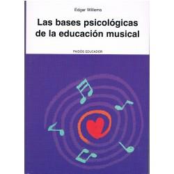 Willems, Edgar. Las Bases Psicológicas de la Educación Musical