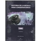Pajares, Roberto. Historia de la Música para Conservatorios