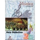 Lizaso Azcune. Música 2 E.S.O. Guía Didáctica