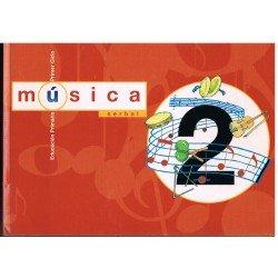 López/Subirats. Música 2 Educación Primaria Primer Ciclo
