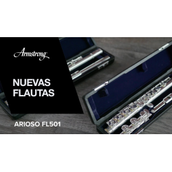 Flauta Arioso By Armstrong FL501RE